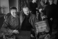 12_14_18 Wielka Izera Michelsbaude premiera książki spotkanie z autorem Marcin Wawrzyńczak Arkadiusz Makowski Chromiec