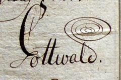 1787-Michelsbaude-Acta-podpis-Gottwald-Gottlob