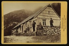 1885-Robert-Halm-Bergschmiede-Kovarna-Krkonose-Riesengebirge-Obri-dul-1