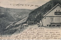 1885-Robert-Halm-Bergschmiede-Kovarna-Krkonose-Riesengebirge-Obri-dul-2